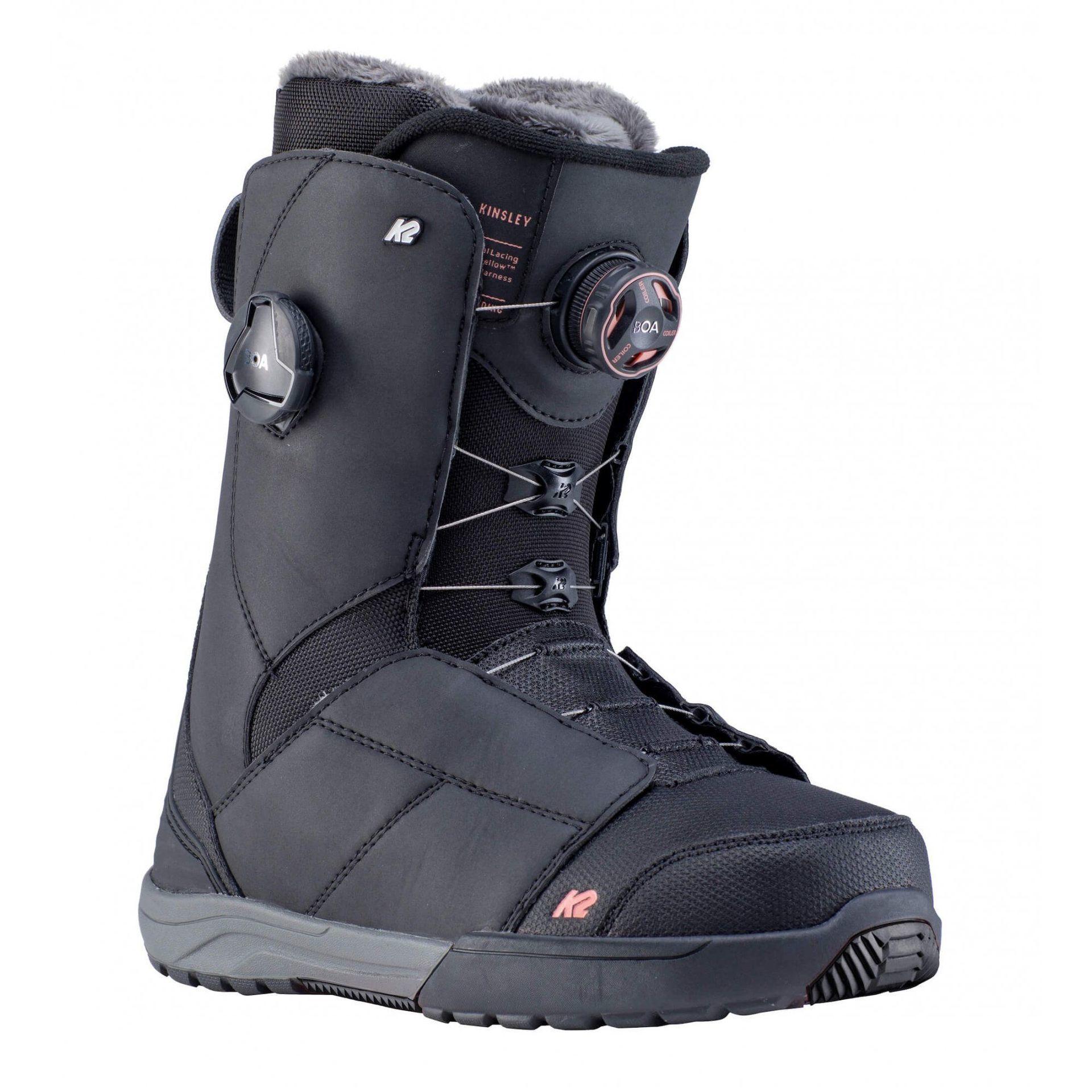 BUTY SNOWBOARDOWE K2 KINSLEY 11D2015 11 BLACK 1