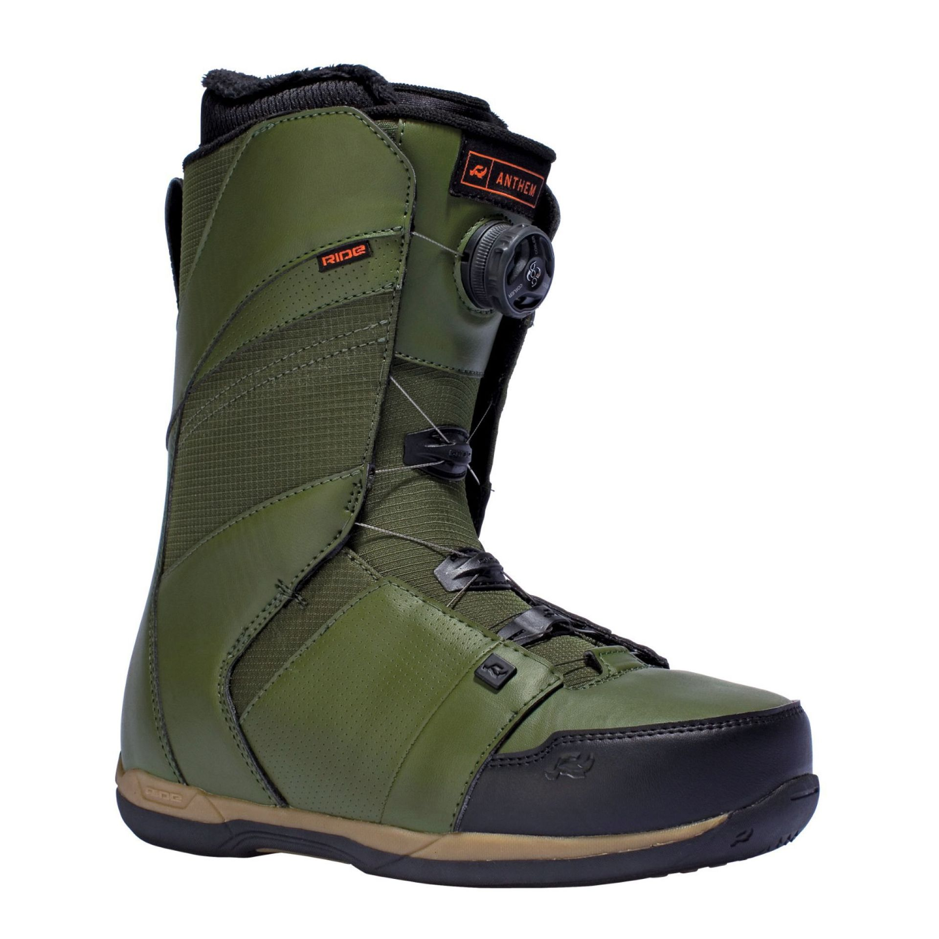 BUTY SNOWBOARDOWE RIDE ANTHEM GREEN