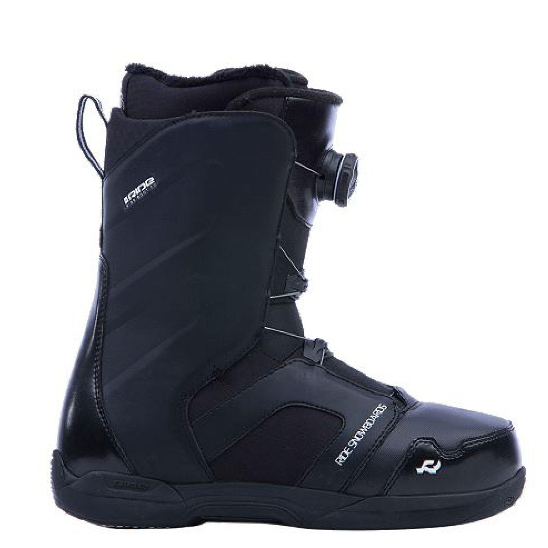 Buty snowboardowe Ride Rook Boa czarny