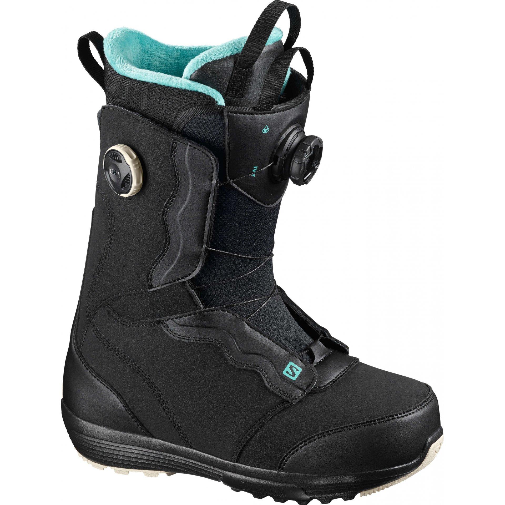 BUTY SNOWBOARDOWE SALOMON IVY BOA SJ L412136