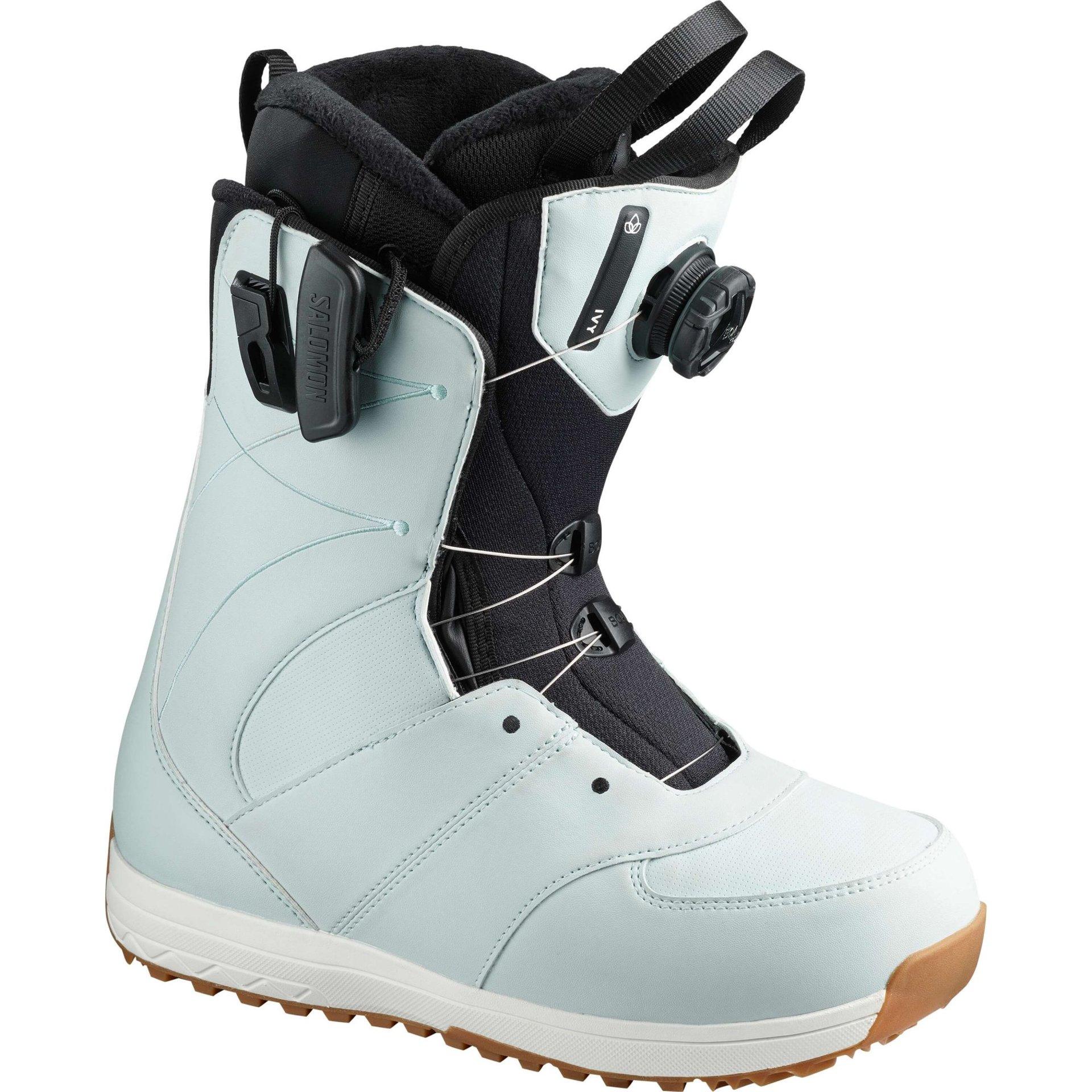 BUTY SNOWBOARDOWE SALOMON #IVY BOA SJ# 2020 BŁĘKITNY