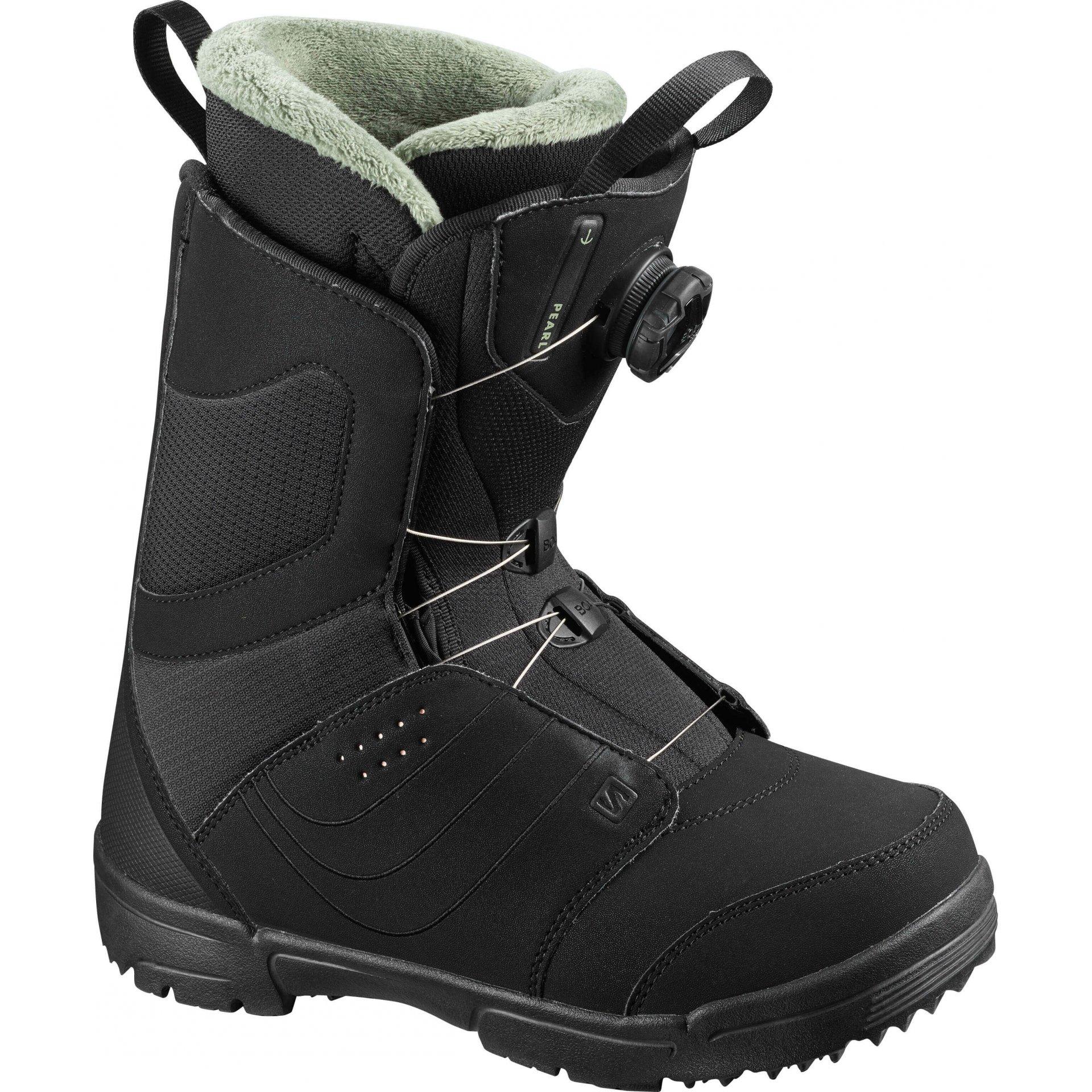 BUTY SNOWBOARDOWE SALOMON PEARL BOA L412117