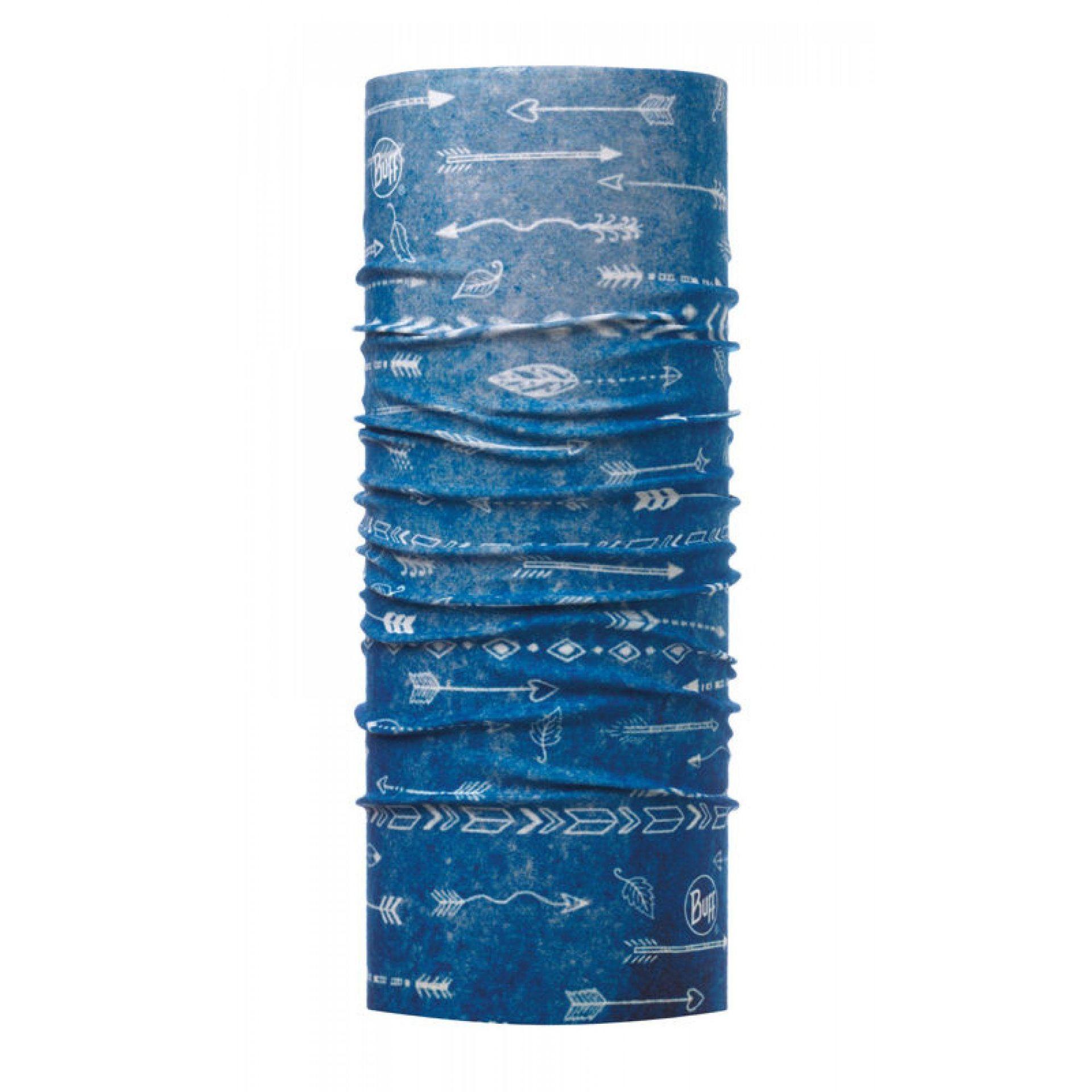 CHUSTA BUFF HIGH UV PROTECTION CHILD ARCHERY BLUE