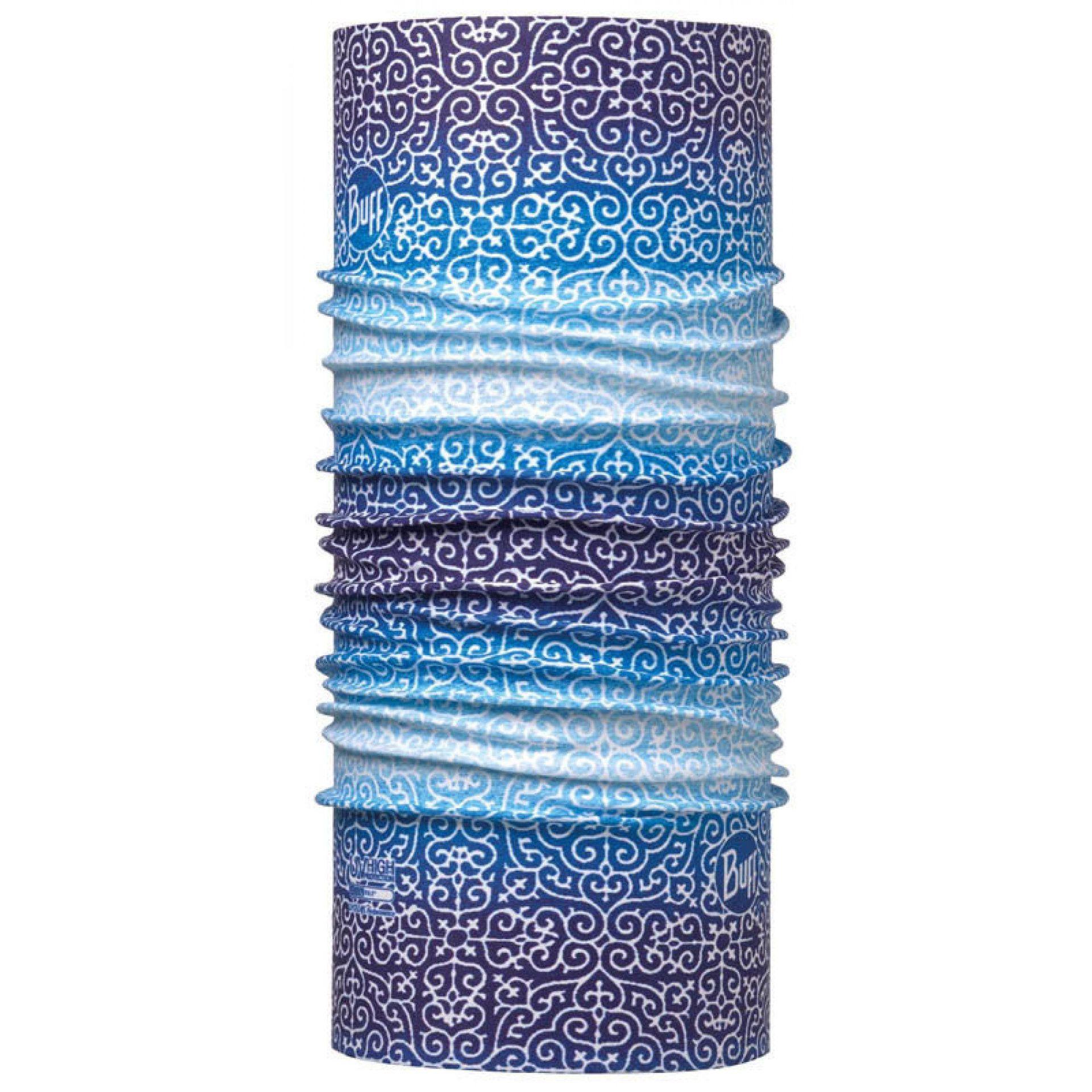 CHUSTA BUFF HIGH UV PROTECTION DHARMA BLUE