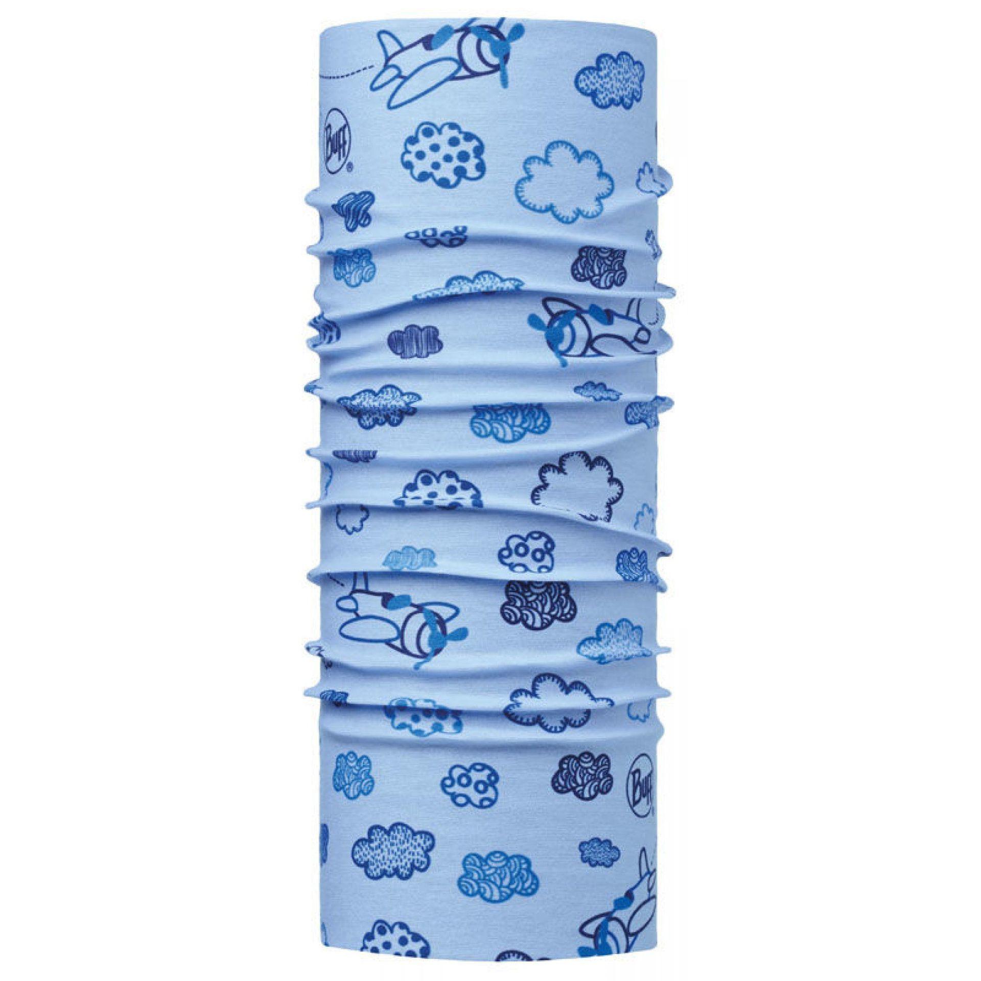 CHUSTA BUFF ORIGINAL BABY CLOUDS BLUE