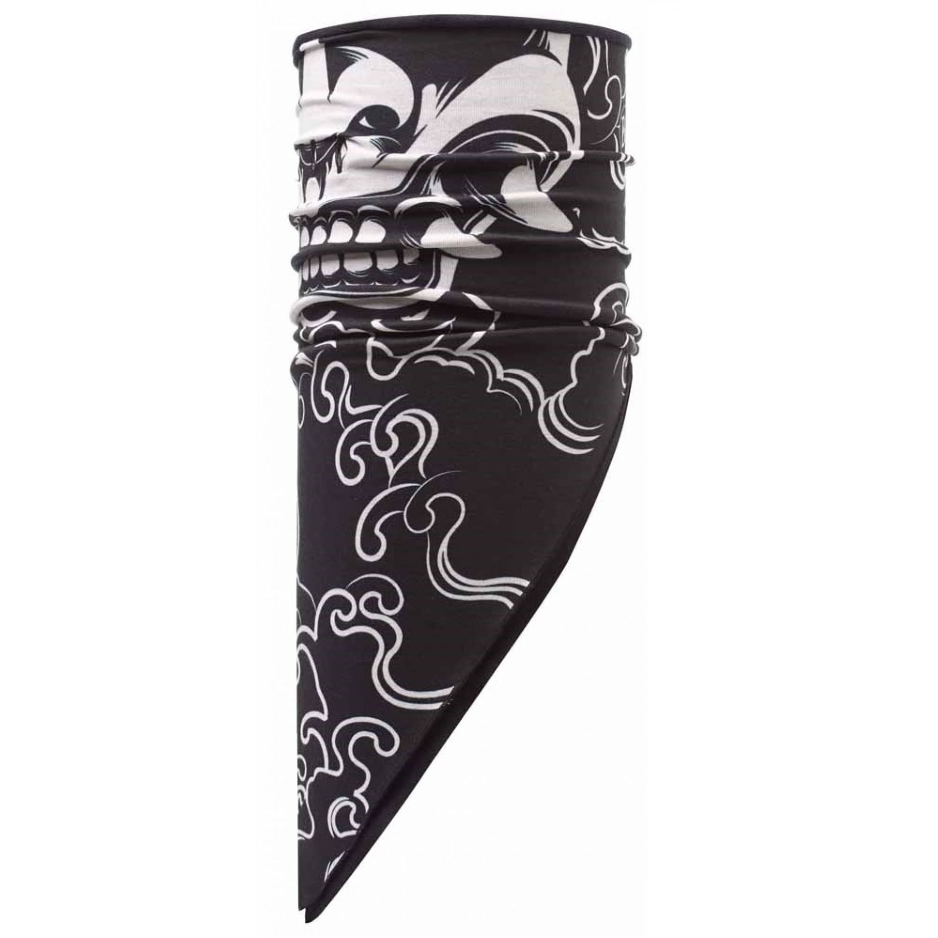 CHUSTA BUFF POLAR BANDANA DEMON|BLACK