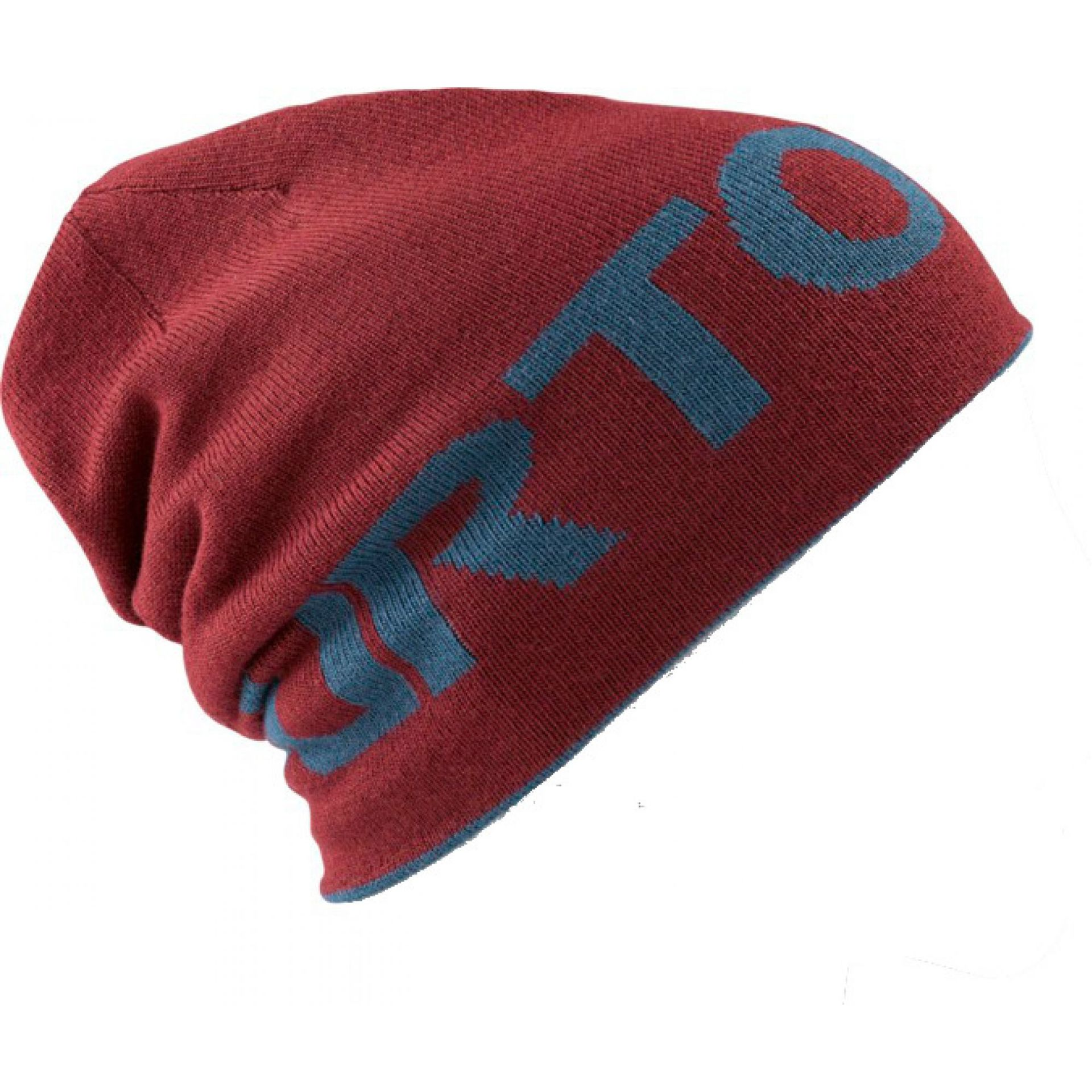 CZAPKA BURTON MNS BILLBOARD SLOUCH CRIMSON TEAM BLUE