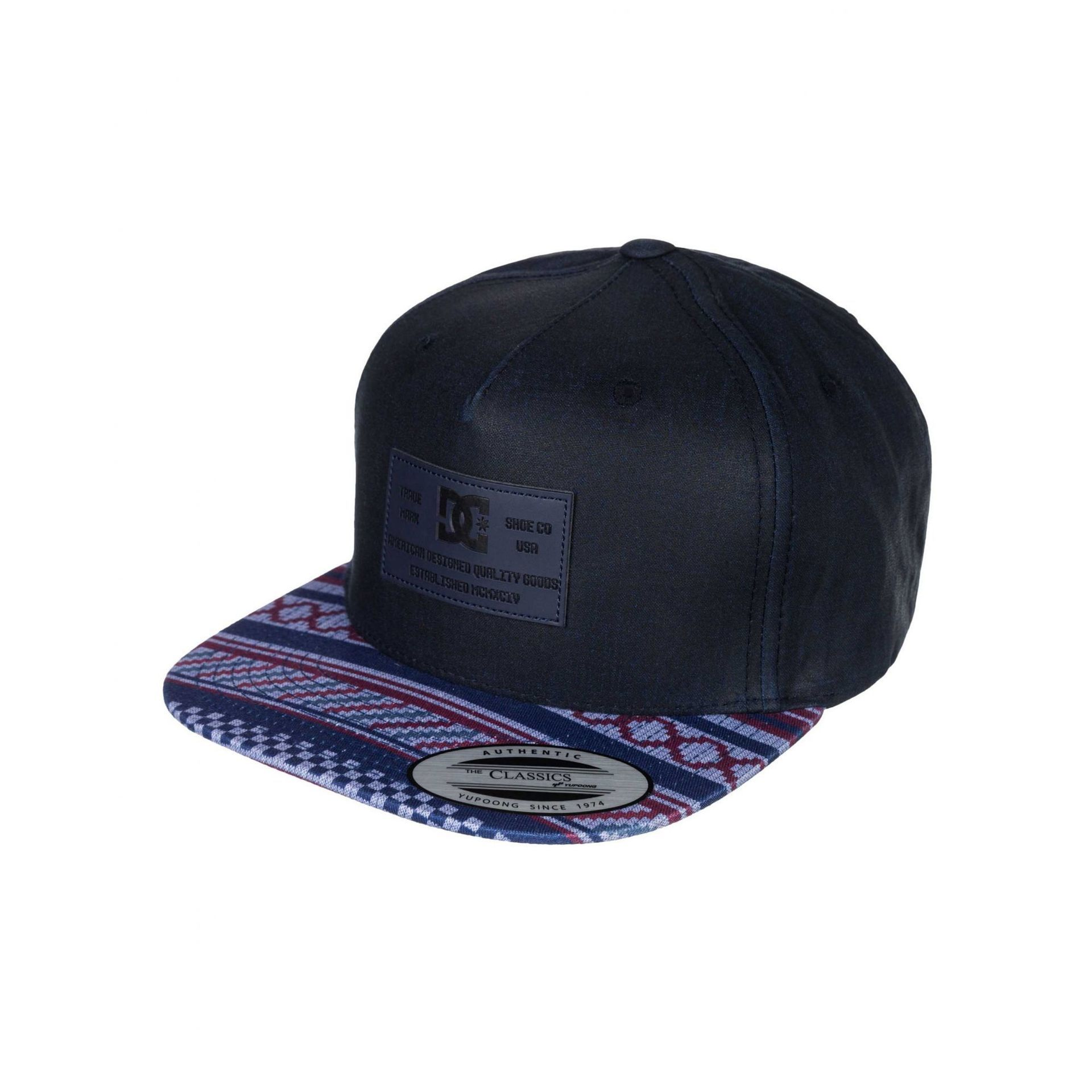 CZAPKA DC ABOUT FACE HAT