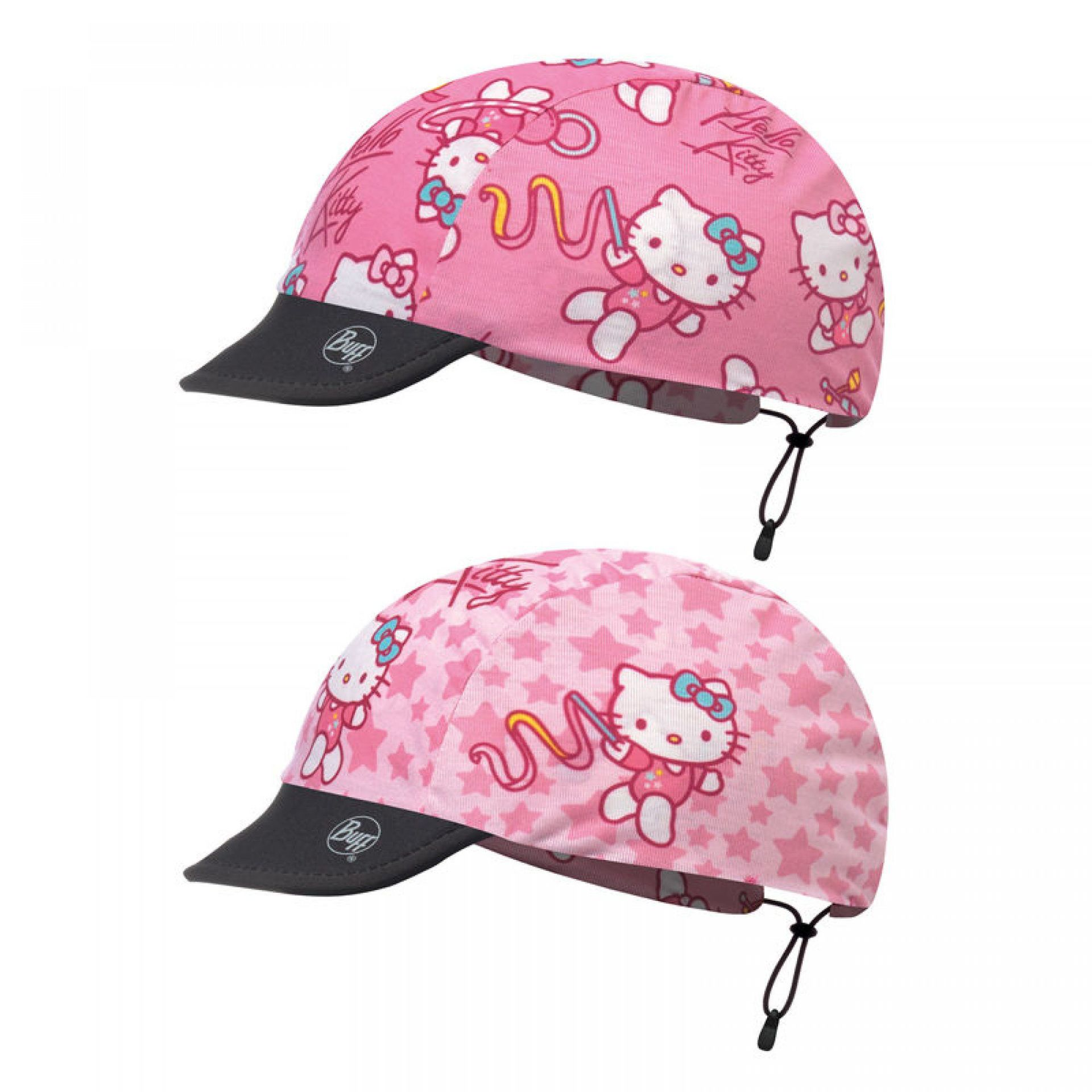 CZAPKA DWUSTRONNA BUFF CHILD CAP HELLO KITTY GYMNASTICS PINK