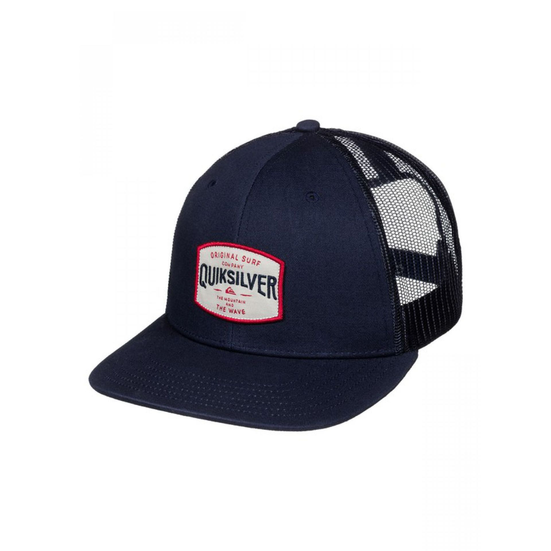 CZAPKA QUIKSILVER DAYS NAVY