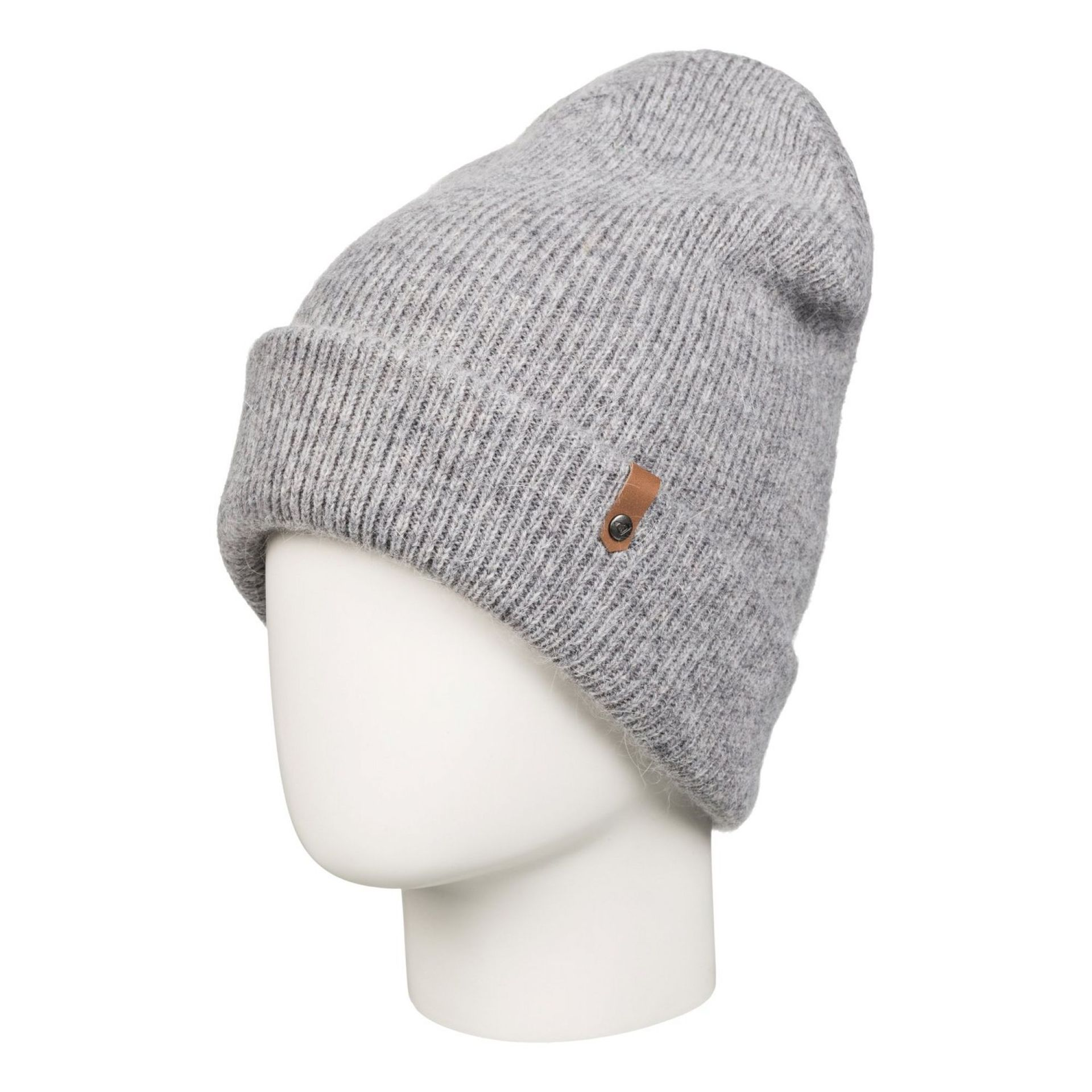 CZAPKA ROXY TORAH BRIGHT BEANIE MID HEATHER GREY (sla0)