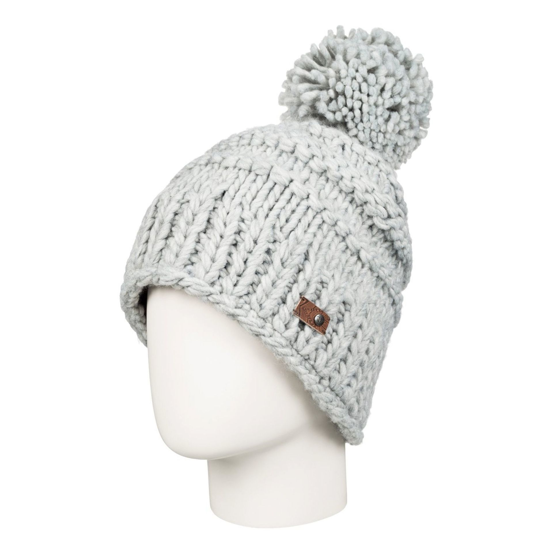CZAPKA ROXY WINTER BEANIE MID HEATHER GREY (sla0)
