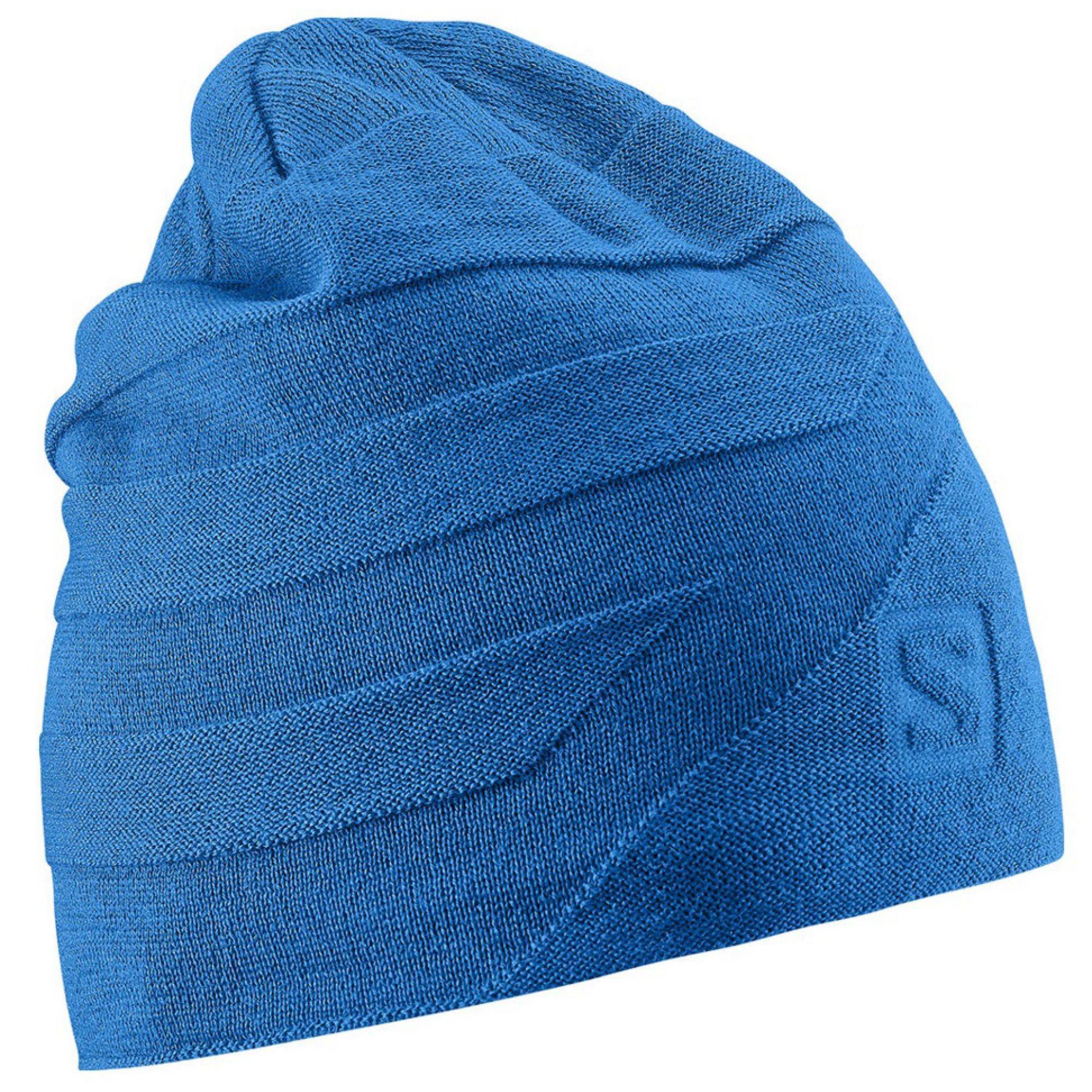CZAPKA SALOMON EAGLE BEANIE BLUE