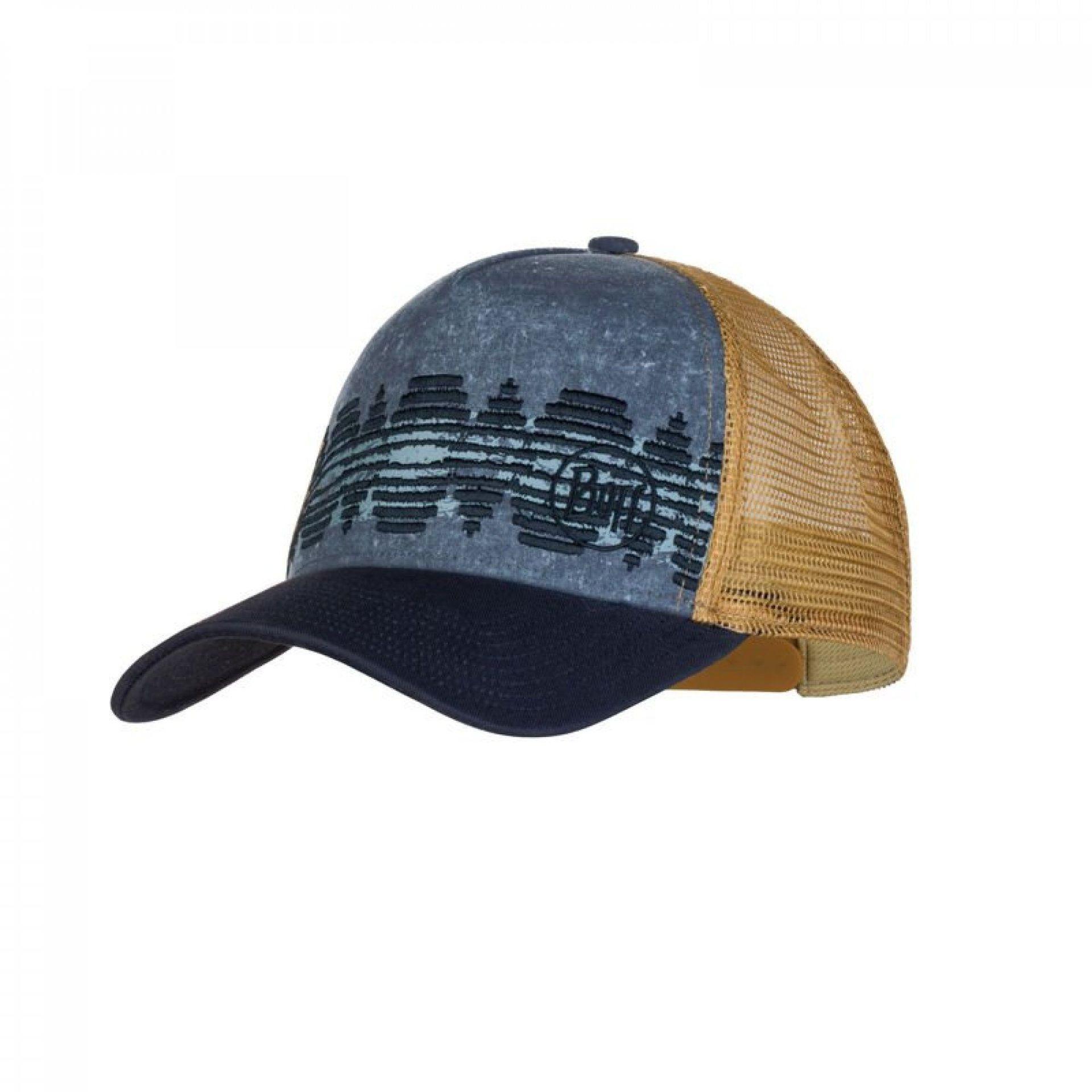 CZAPKA TRUCKER CAP TZOM STONE BLUE 1