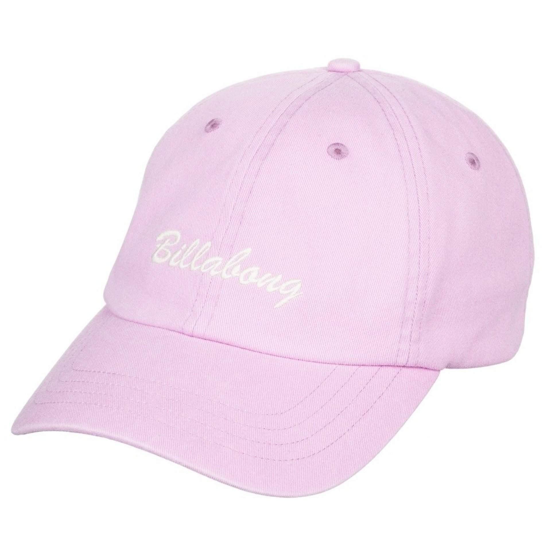 CZAPKA Z DASZKIEM BILLABONG ESSENTIAL CAP W9CM01BIP1 4654 LIT UP LILAC
