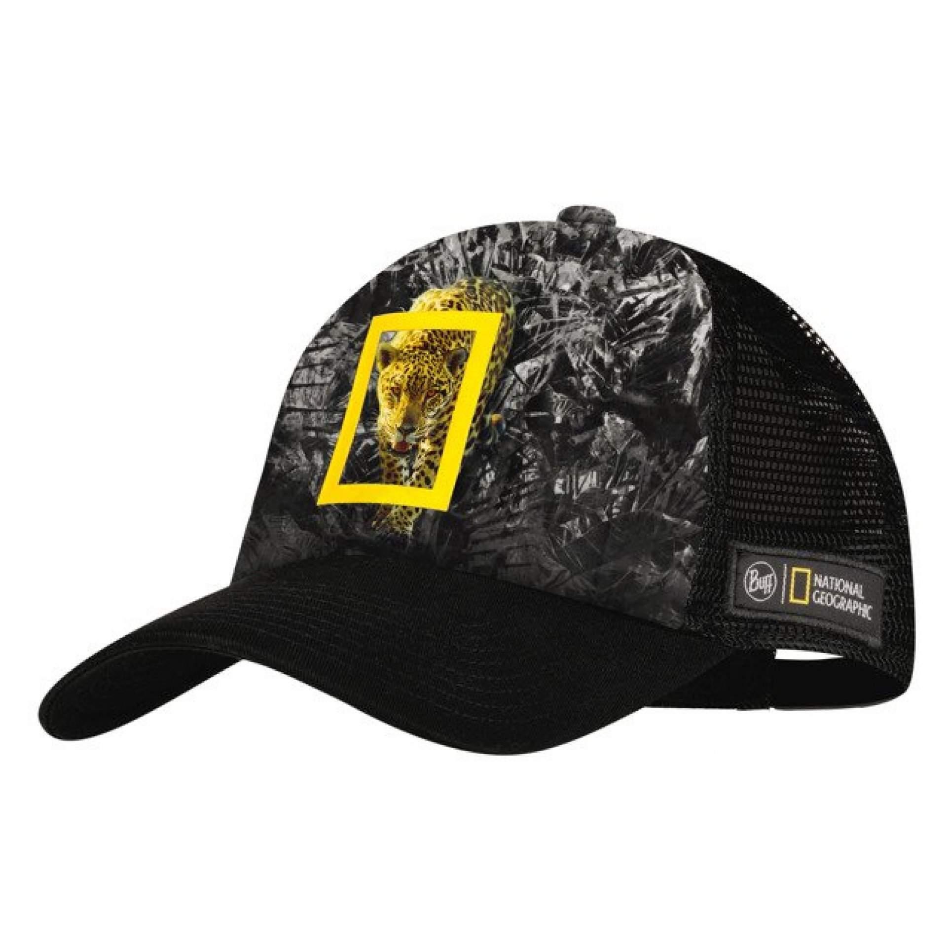 CZAPKA Z DASZKIEM BUFF TRUCKER CAP HOWEY BLACK