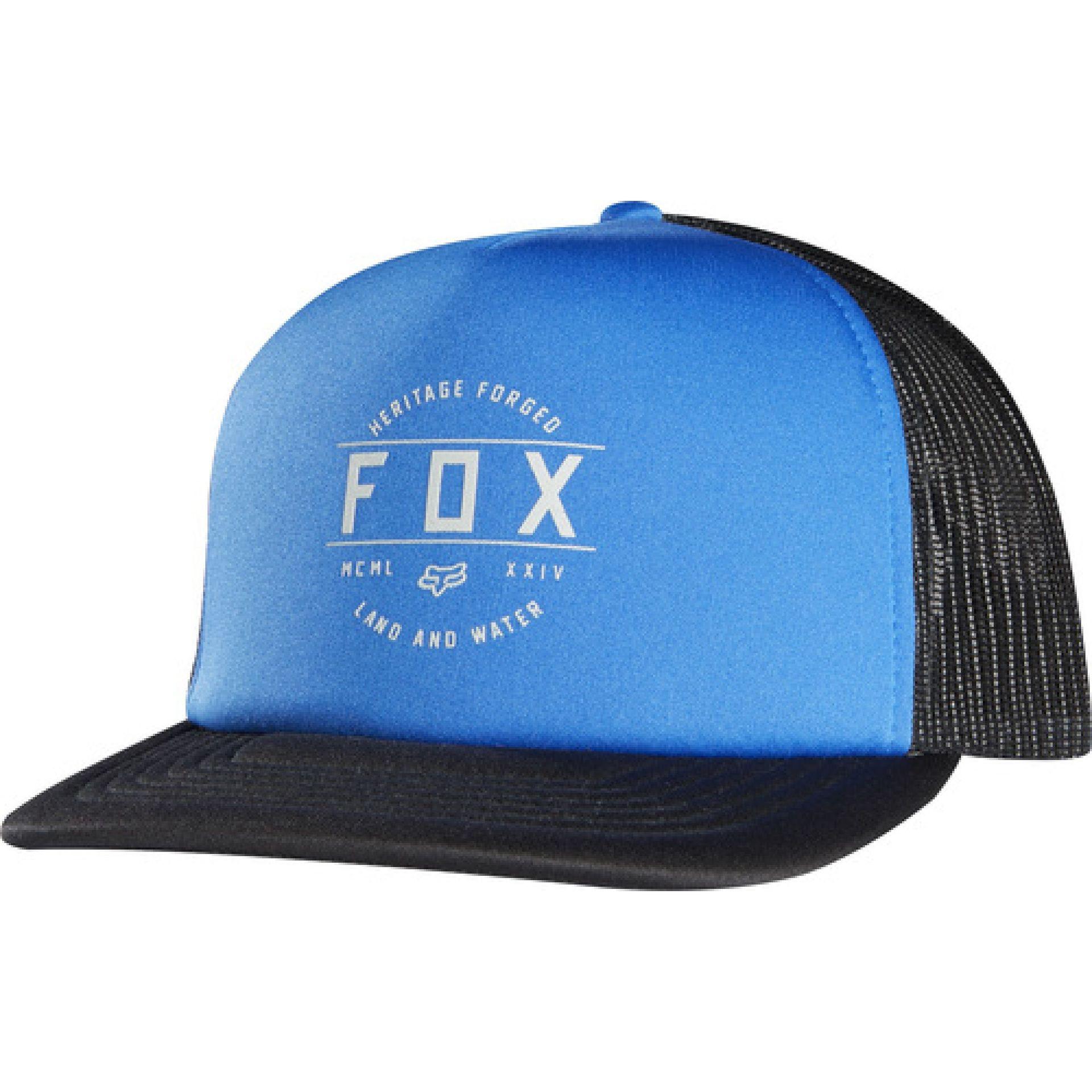 CZAPKA Z DASZKIEM FOXHEAD FIELDS BLUE