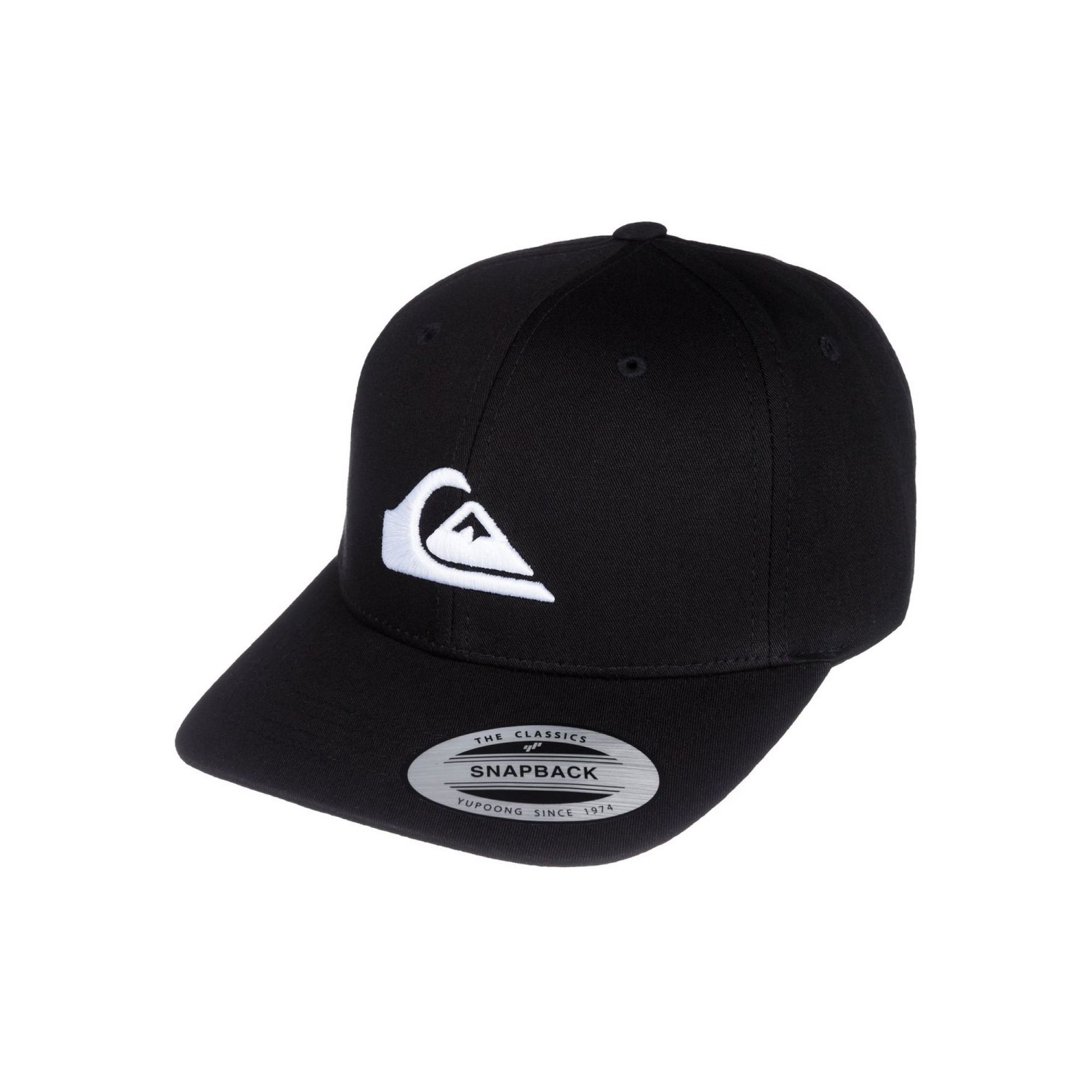 CZAPKA Z DASZKIEM QUIKSILVER DECADES YOUTH BLACK