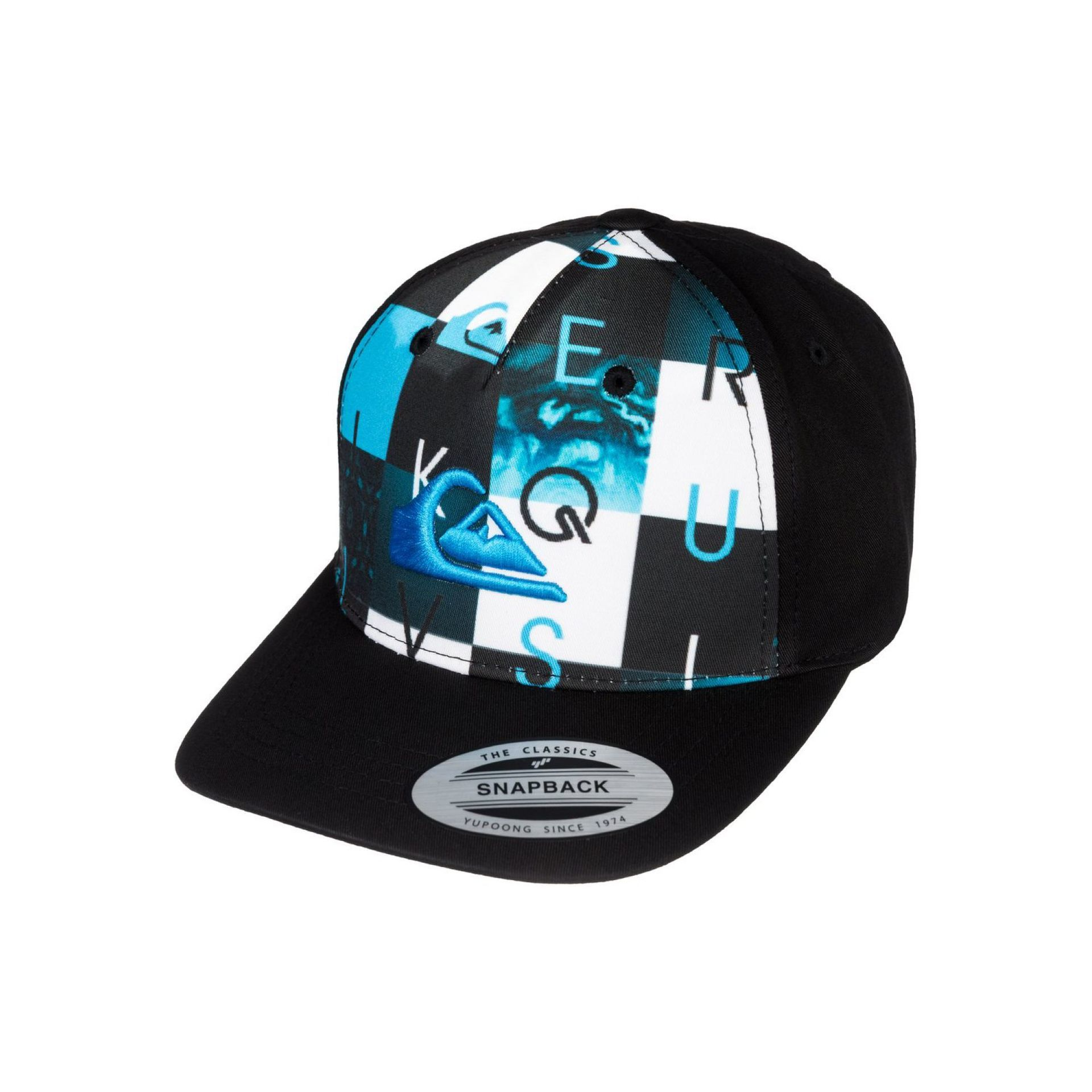 CZAPKA Z DASZKIEM QUIKSILVER PINTAILS YOUTH HAWAIIAN OCEAN