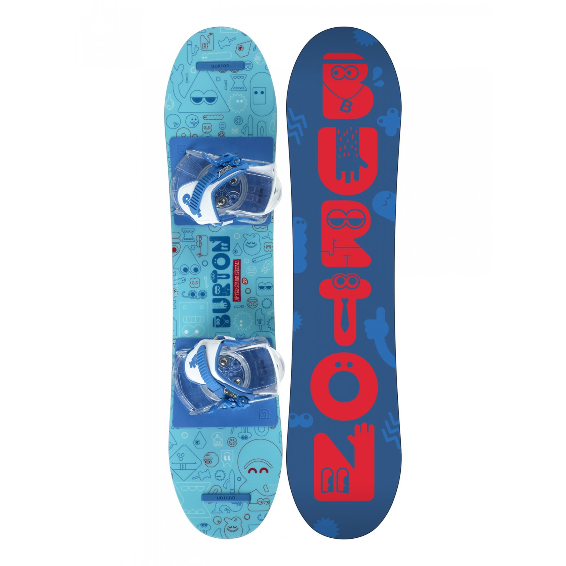 DESKA SNOWBOARDOWA BURTON AFTER SCHOOL SPECIAL 107311
