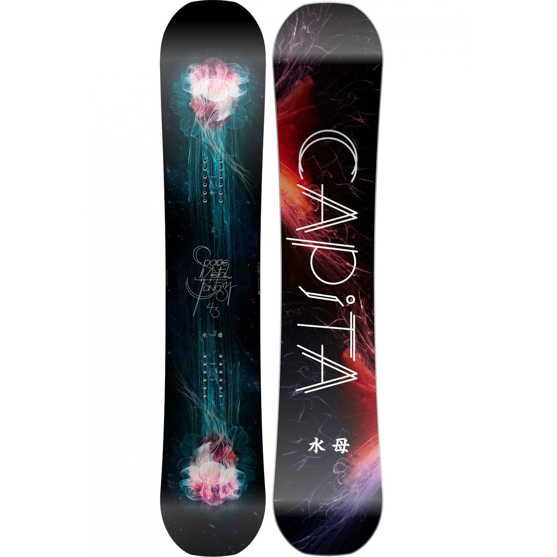 DESKA SNOWBOARDOWA CAPITA SPACE METAL FANTASY 0