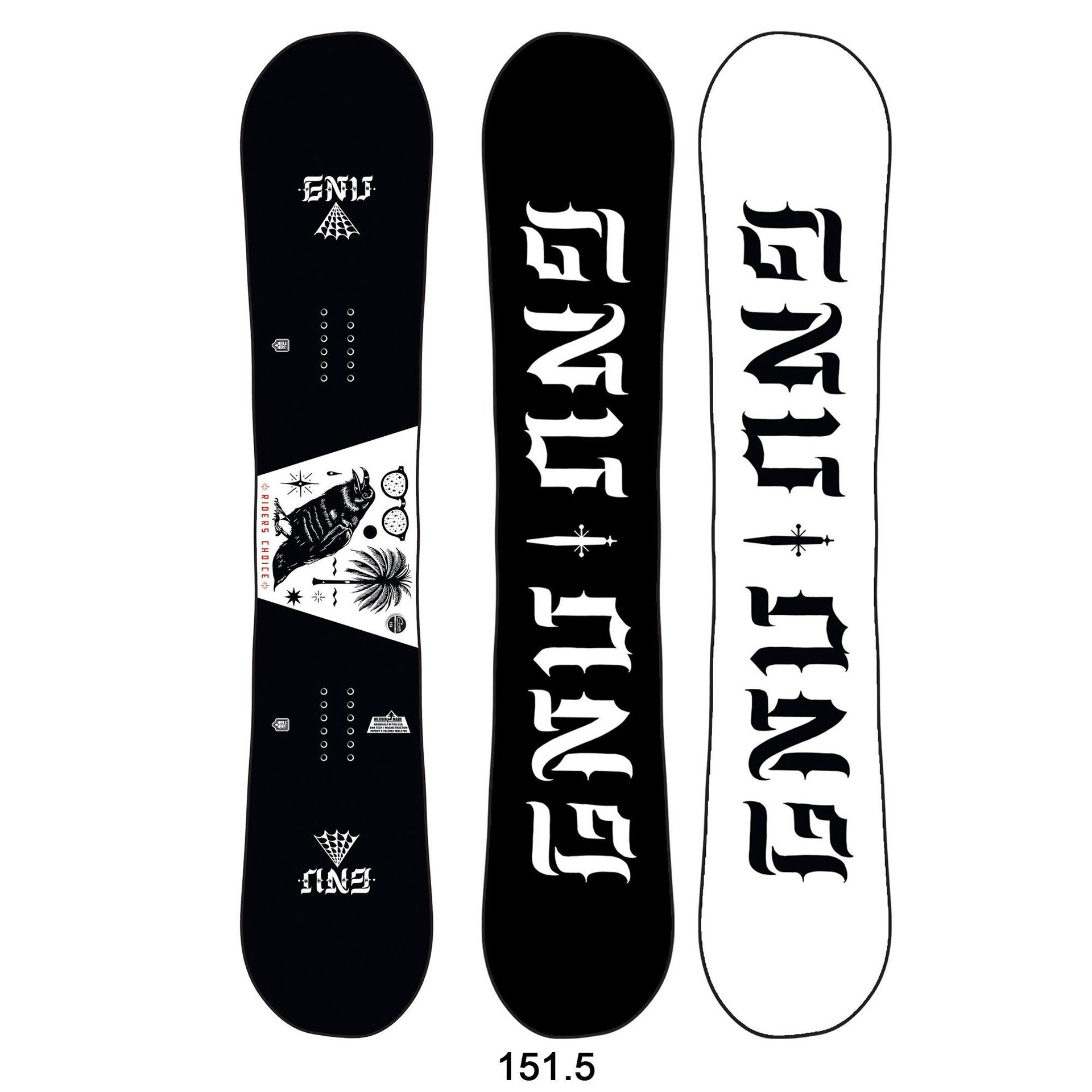 Deska Snowboardowa Gnu Riders Choice 2020