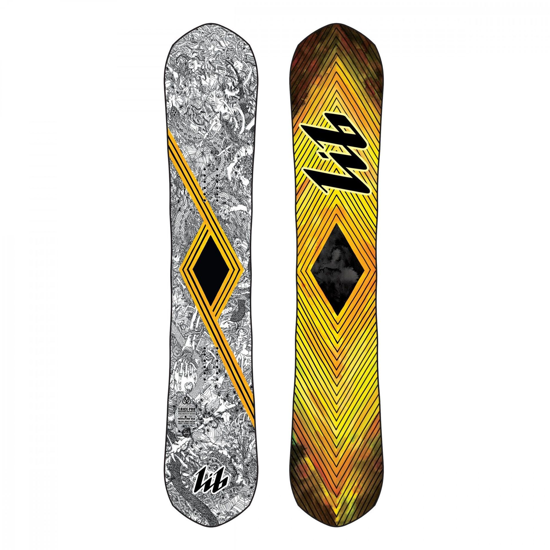 DESKA SNOWBOARDOWA LIB TECH T-RICE PRO HP POINTY 19SN070