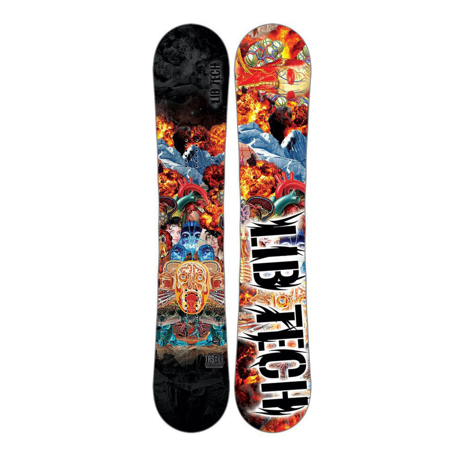 DESKA SNOWBOARDOWA LIB TECH TRS FIRE POWER