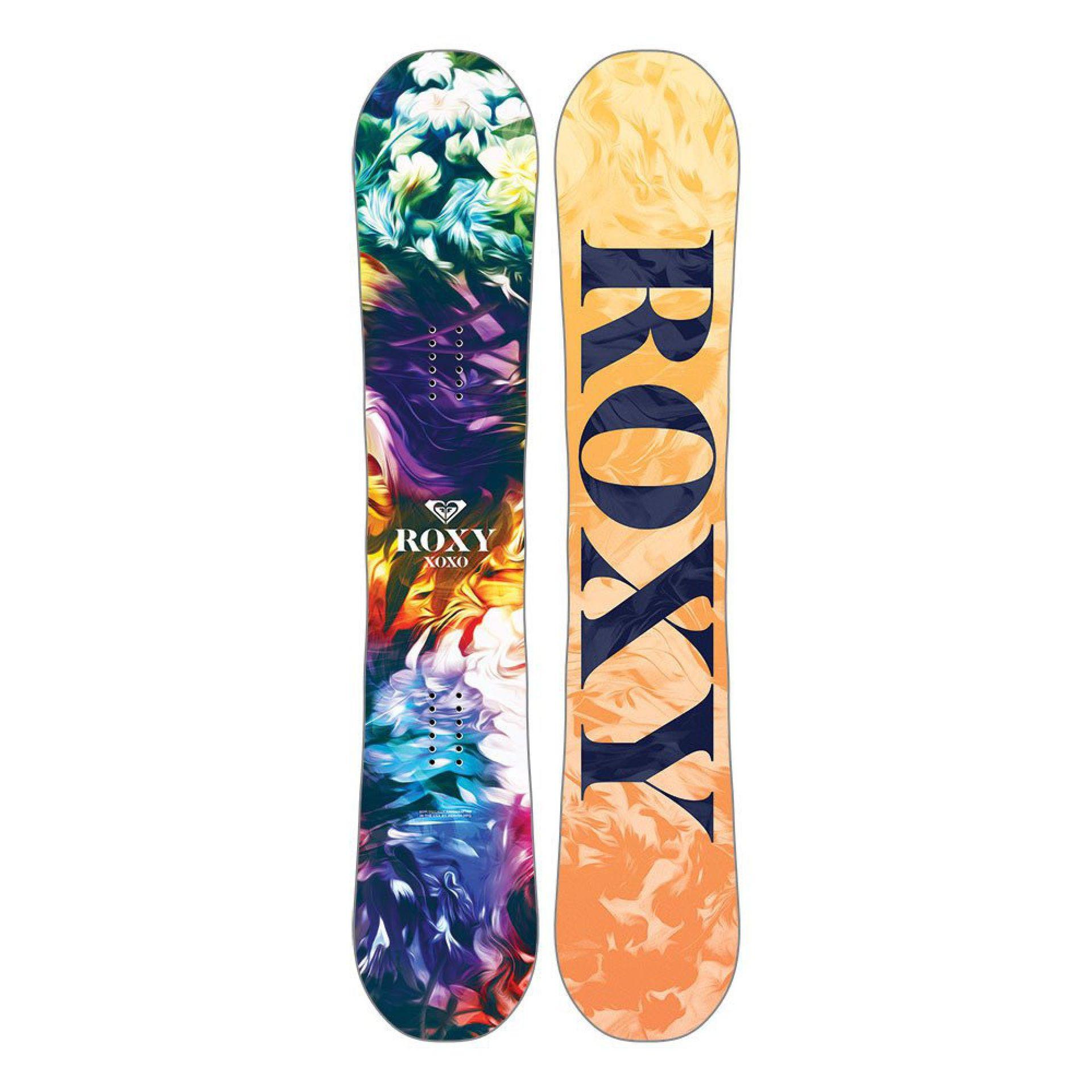 DESKA SNOWBOARDOWA ROXY XOXO FLOWERS