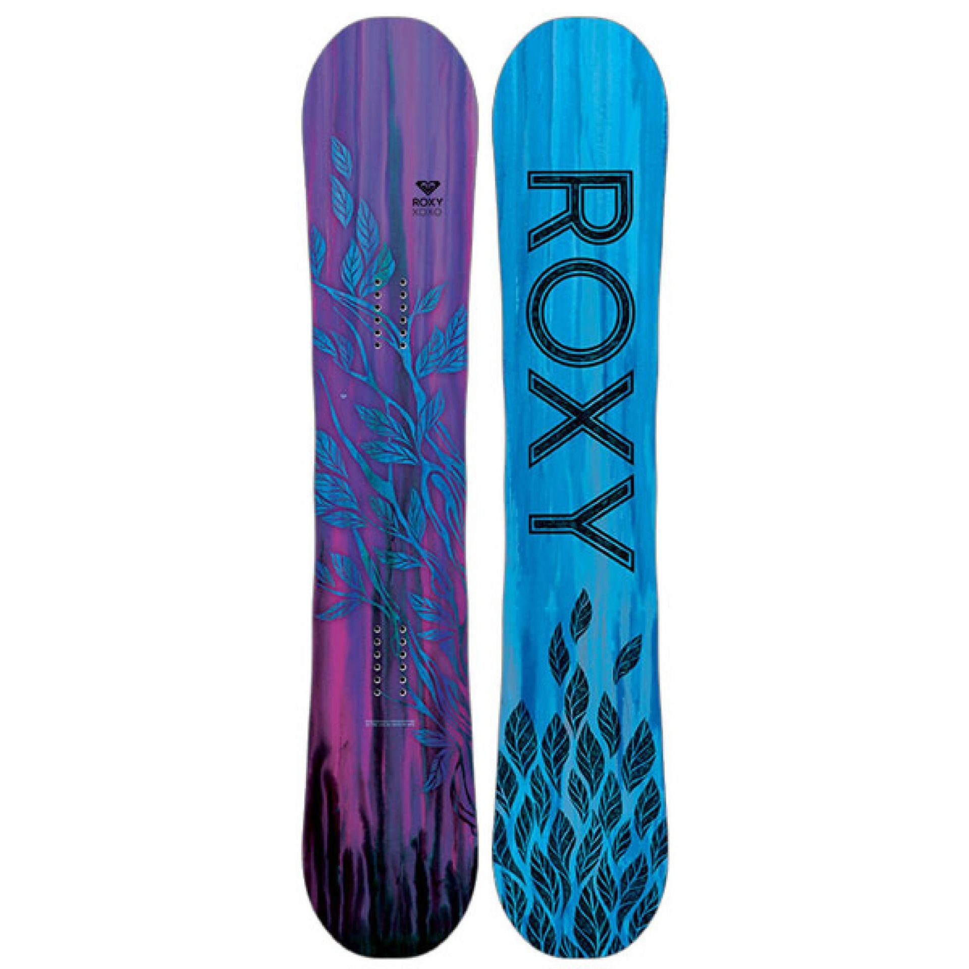 DESKA SNOWBOARDOWA ROXY XOXO LEAVES