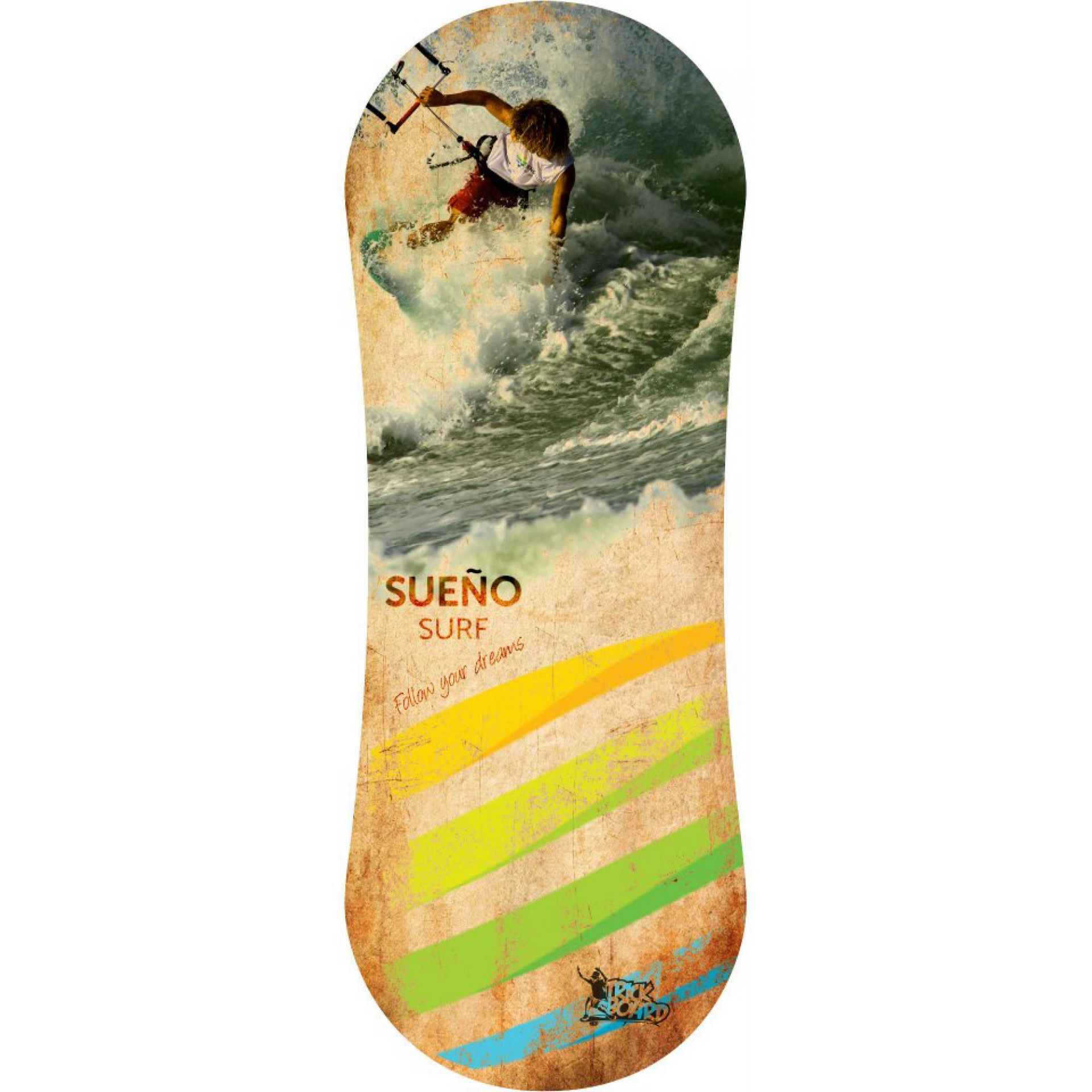 DESKA TRICKBOARD SUENO FOLLOW YOUR DREAMS