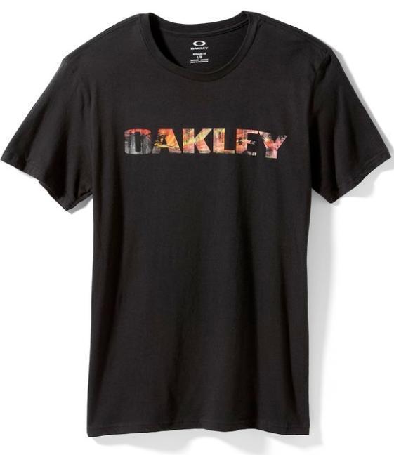Bluza Oakley Boradwalk View Tee