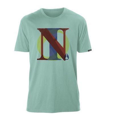 T-shirt Nixon Pacific