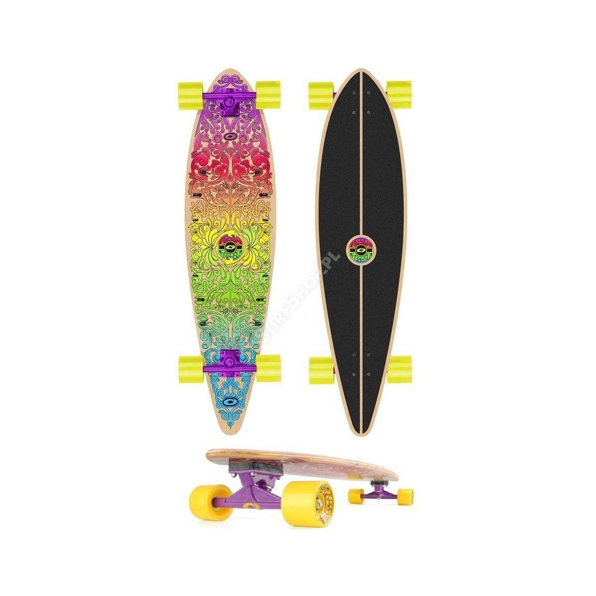 Longboard Osprey Spectrum Pin Tail