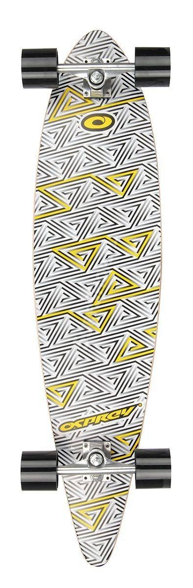 Longboard Osprey Pin Tail Labrinth