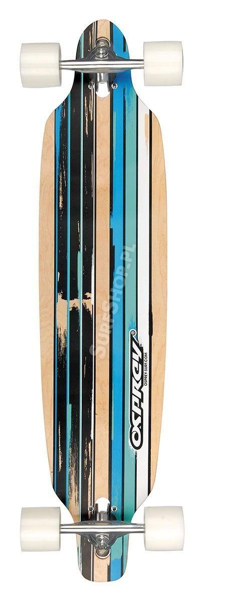 Longboard Osprey Twin Tip Blue