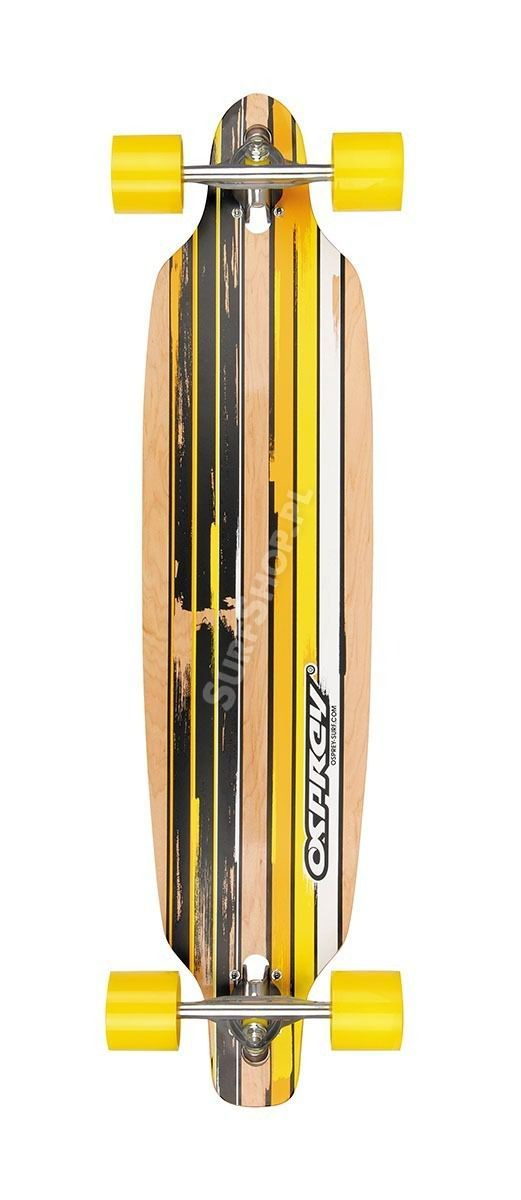 Longboard Osprey Twin Tip Yellow