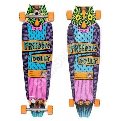 Longboard Freedome Dolly Owl