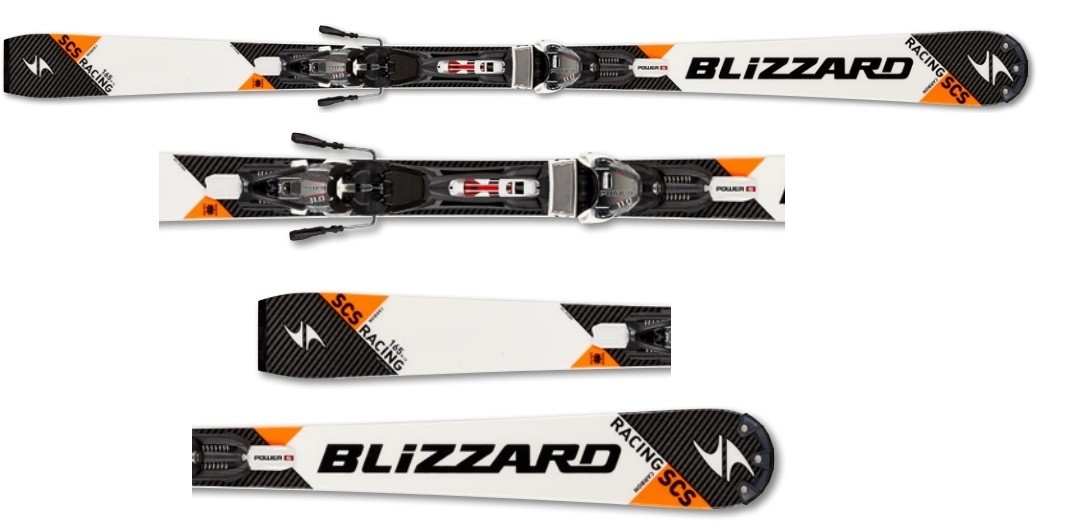 Narty Blizzard SCS Racling Suspension