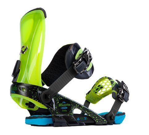 Wiązania snowboardowe Ride Maestro
