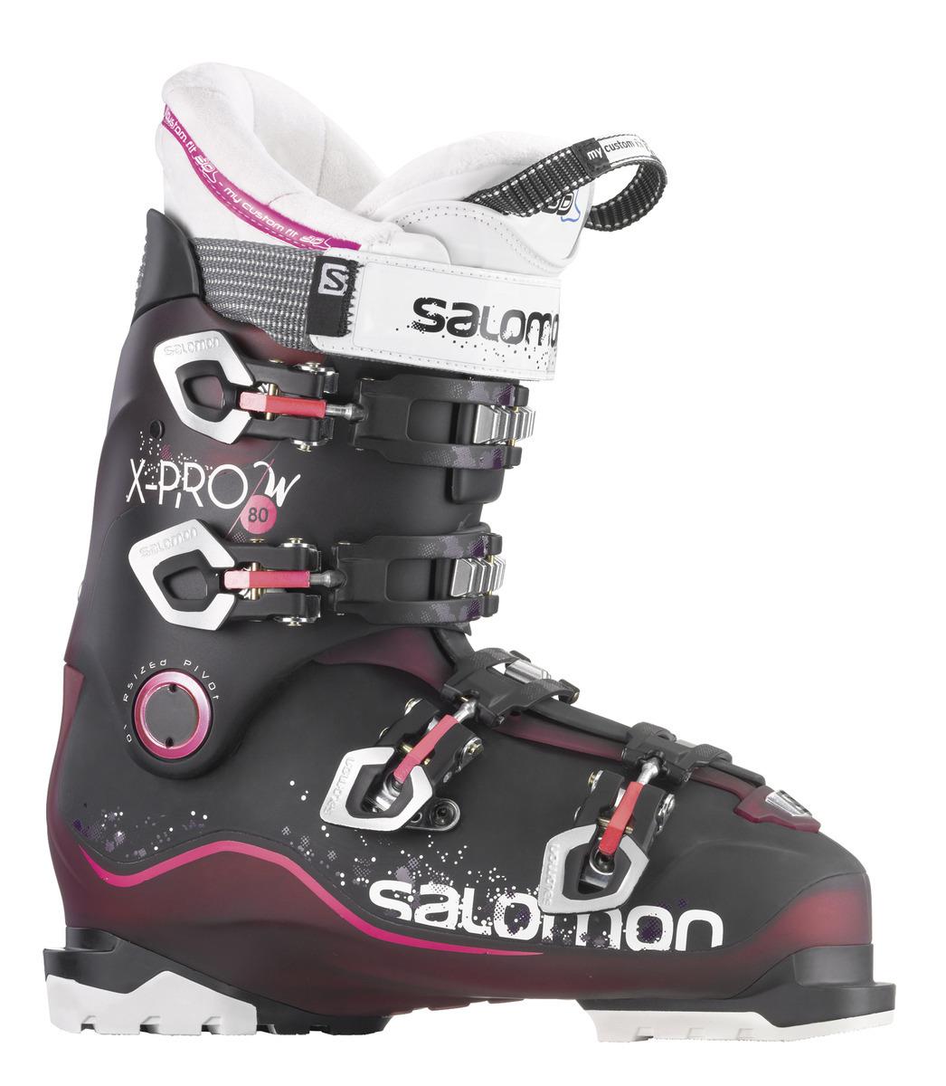 Buty narciarskie Salomon X Pro 80 W