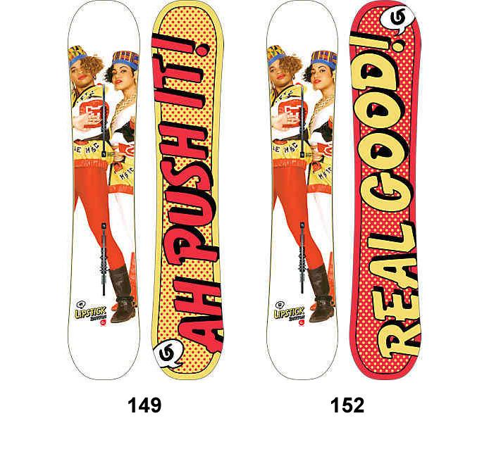 Deska snowboardowa Burton Lip-Stick.jpg