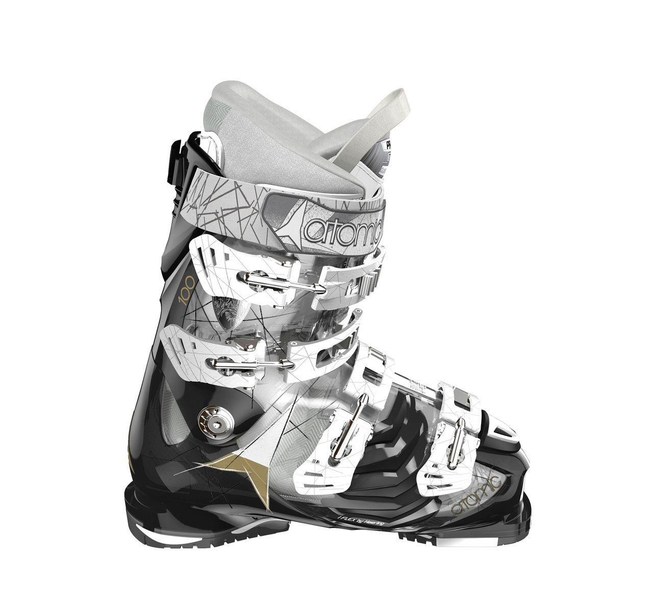 Buty narciarskie Atomic Hawx 100 W srebrny|czarny