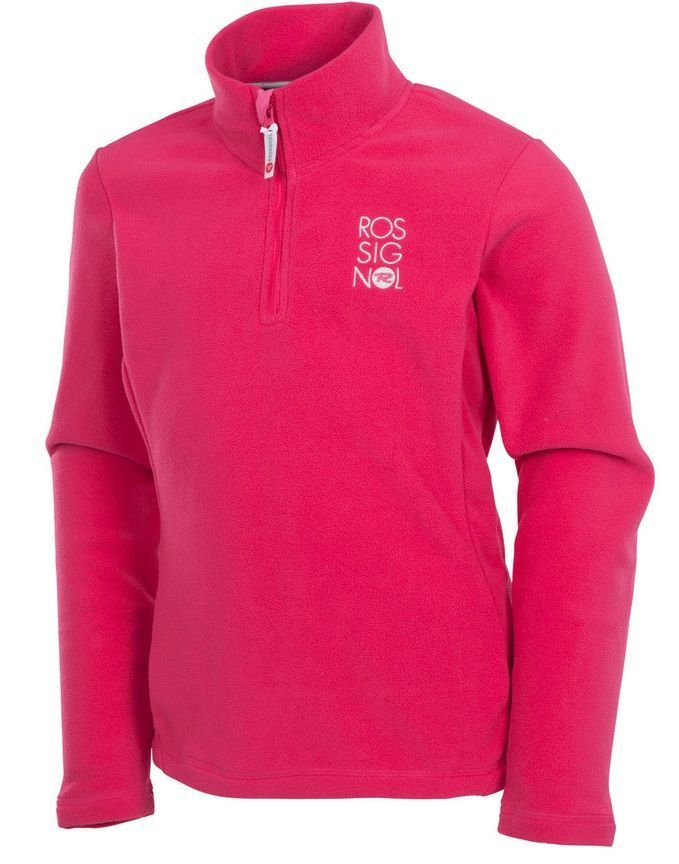 Polar Rossignol Girl 1/2 ZIP Microfleece