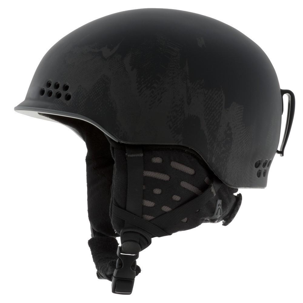 Kask K2 Rival Pro czarny