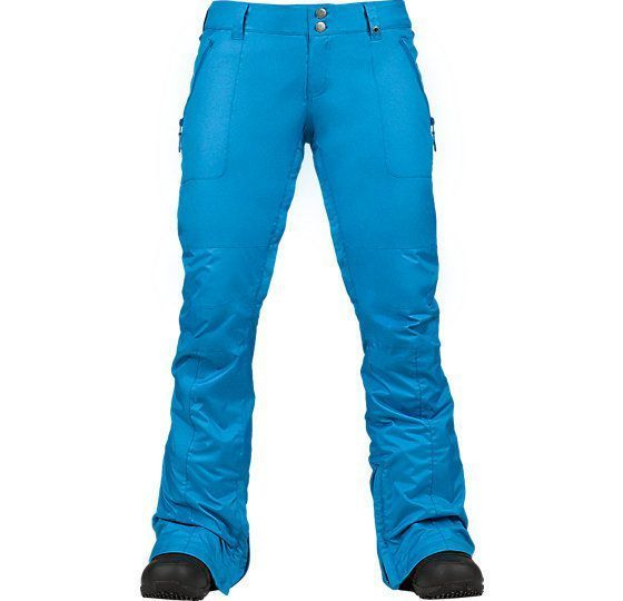 Spodnie snowboardowe Burton Indulgence niebieskie