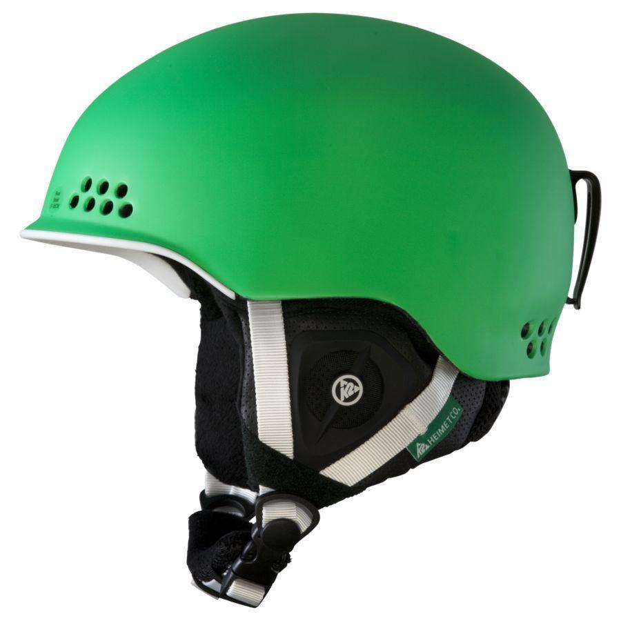 Kask K2 Rival Pro zielony