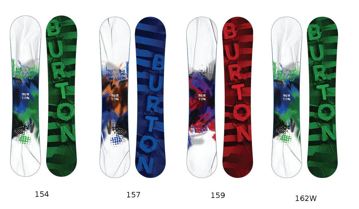 Deska snowboardowa Burton Ripcord