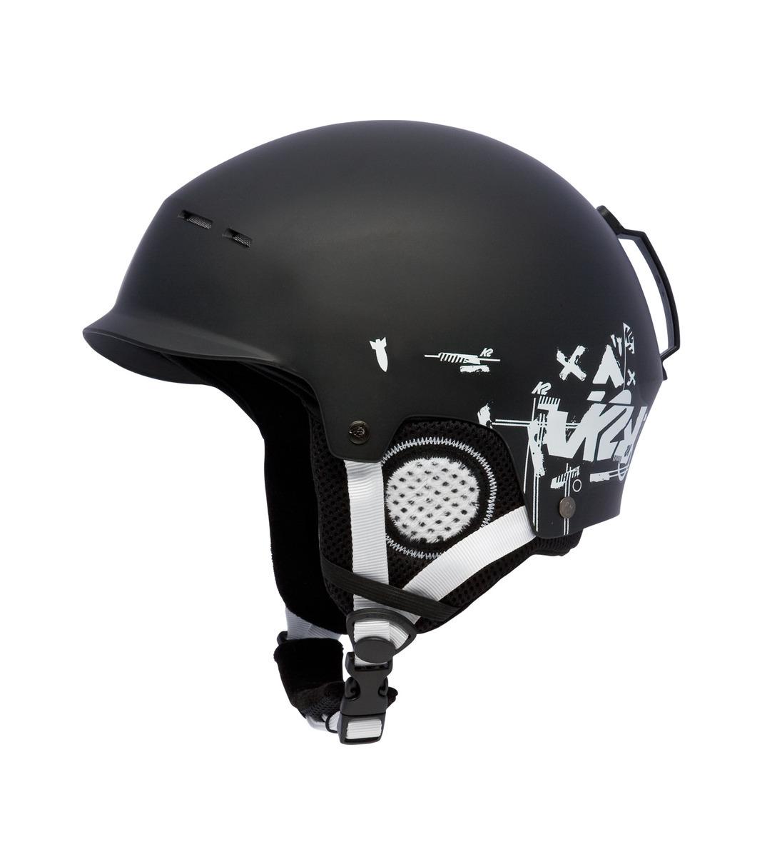 Kask K2 Rant czarny