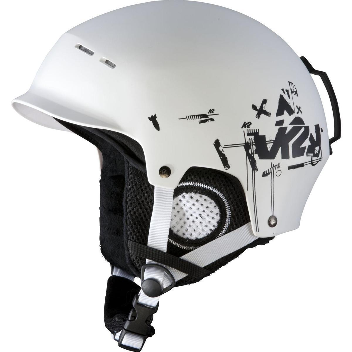 Kask K2 Rant biały